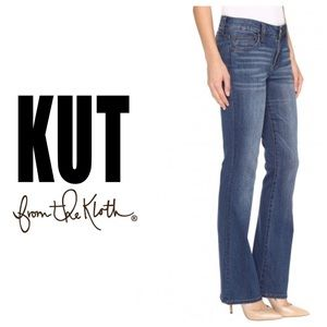 Kut from the Kloth Natalie High Rise Bootcut👖